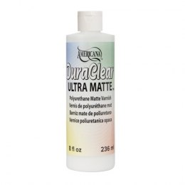 DuraClear Ultra Matt Varnish 236 ml