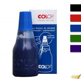 Tusz 25ml.zielony COLOP