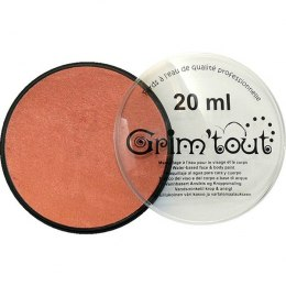 Farb do twarzy Grim tout 20ml metalic Copper