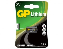 Bateria litowa GP DLCR2 3.0V CR2-U1 GP Batteries